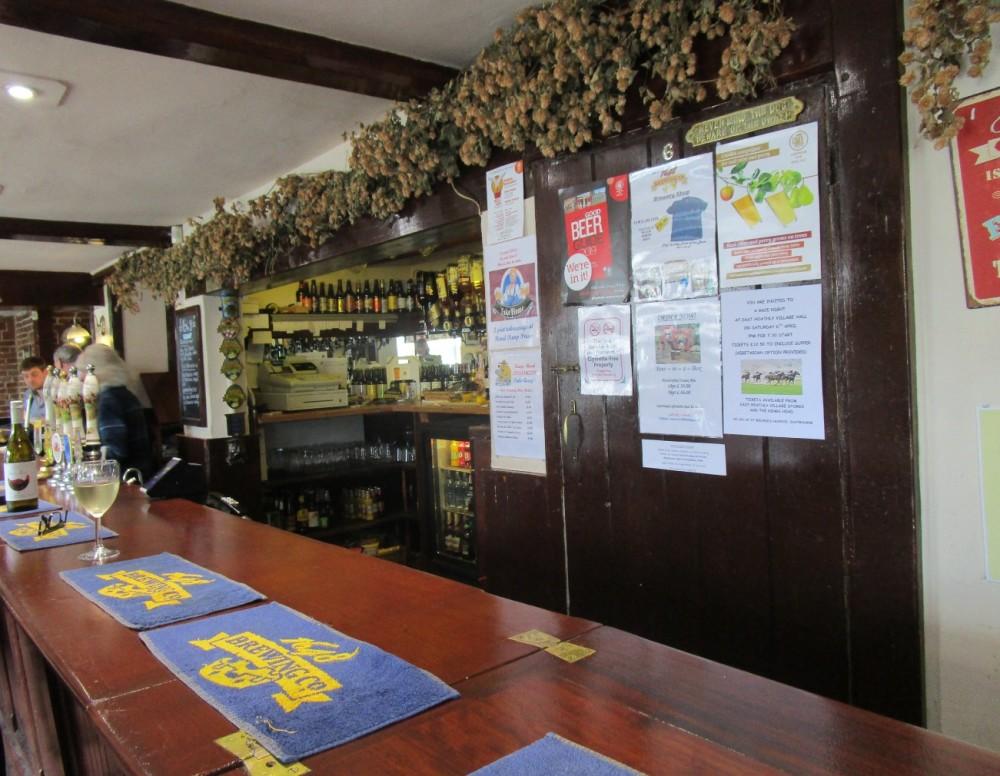 A22 dog walk and dog-friendly village pub, East Sussex - Dog walks from dog-friendly pubs in Sussex.JPG