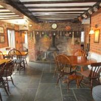 Dog-friendly riverside pub near Malvern, Herefordshire - dog-friendly pubs and dog walks herefordshire.JPG
