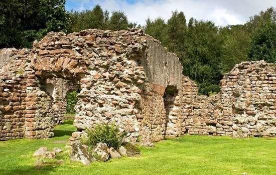 Rugged Roman dog walk, Cumbria - Dog walks in Cumbria