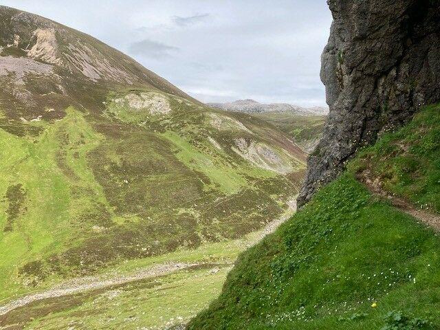 Bone caves and a dog walk, Scotland - Bone caves 2.jpg