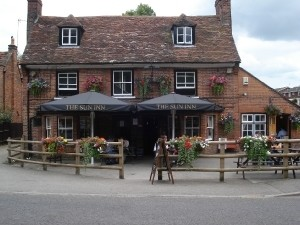Dog-friendly pubs and a dog walk near the A1M, Hertfordshire - Driving with Dogs