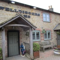 A283 dog-friendly country inn with B&B near Petworth, West Sussex - Dog walks from dog-friendly pubs in Sussex.JPG