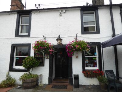 Greystoke dog-friendly country pub, near Penrith, Cumbria - Driving with Dogs