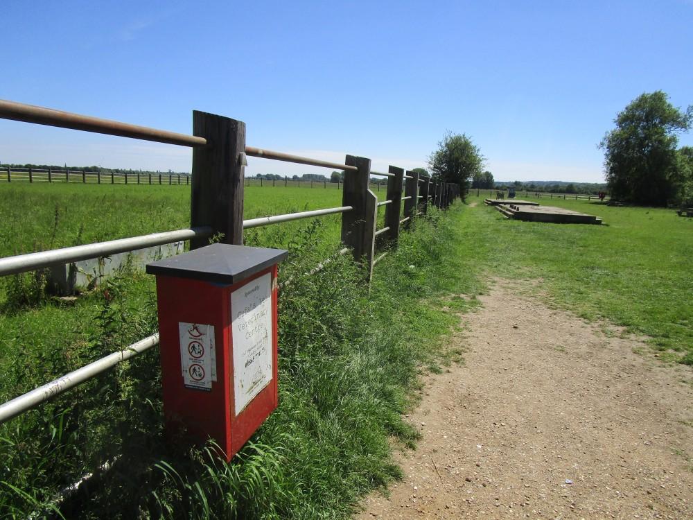 A34 near Oxford dog walk and dog-friendly pub, Oxfordshire - dog walk in Oxfordshire