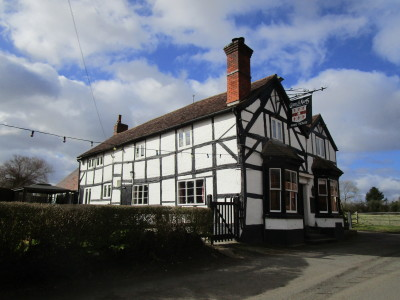 M5 Junction 5 or 6 dog walk and dog-friendly pub, Worcestershire - Driving with Dogs