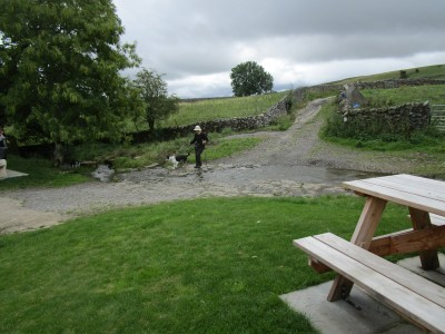 Doggiestop for a picnic and walkies, Yorkshire - Driving with Dogs