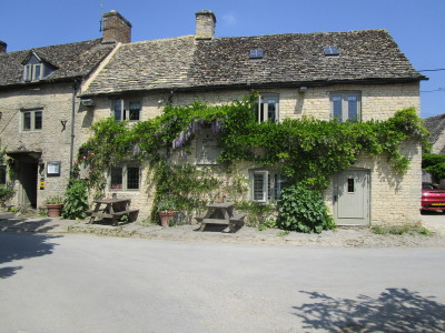 A40 dog-friendly pub and dog walk near Witney, Oxfordshire - Driving with Dogs