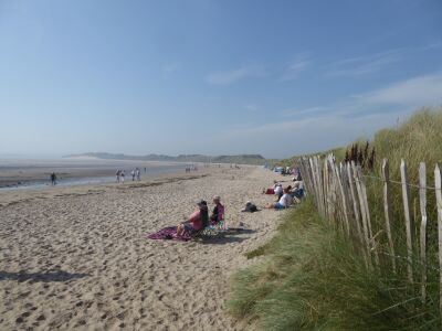 Beadnell dog-friendly beach, Northumberland - Driving with Dogs