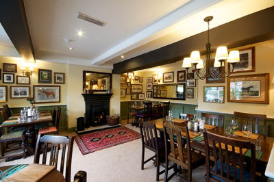 M27 dog friendly pub and dog walk near Southampton, Hampshire - Driving with Dogs