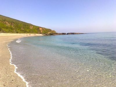 Dog-friendly beach and dog walk near Mevagissey, Cornwall - Driving with Dogs