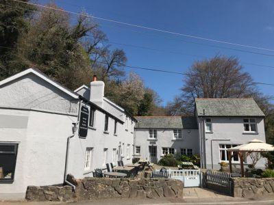 A39 dog-friendly pub and dog walk near Barnstaple, Devon - Driving with Dogs