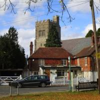 A274 pretty village dog-friendly pub and dog walk, Kent - Kent dog-friendly pubs with dog walks