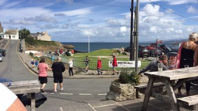 Anglesey dog-friendly pub with dog walk and beaches, Wales - Driving with Dogs